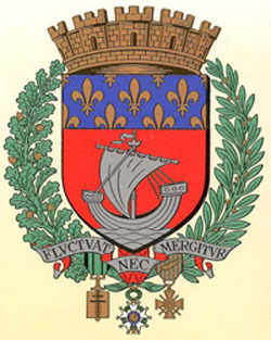 logo ville paris